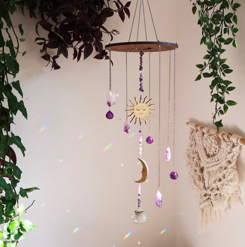 Suncatchers and Wreaths