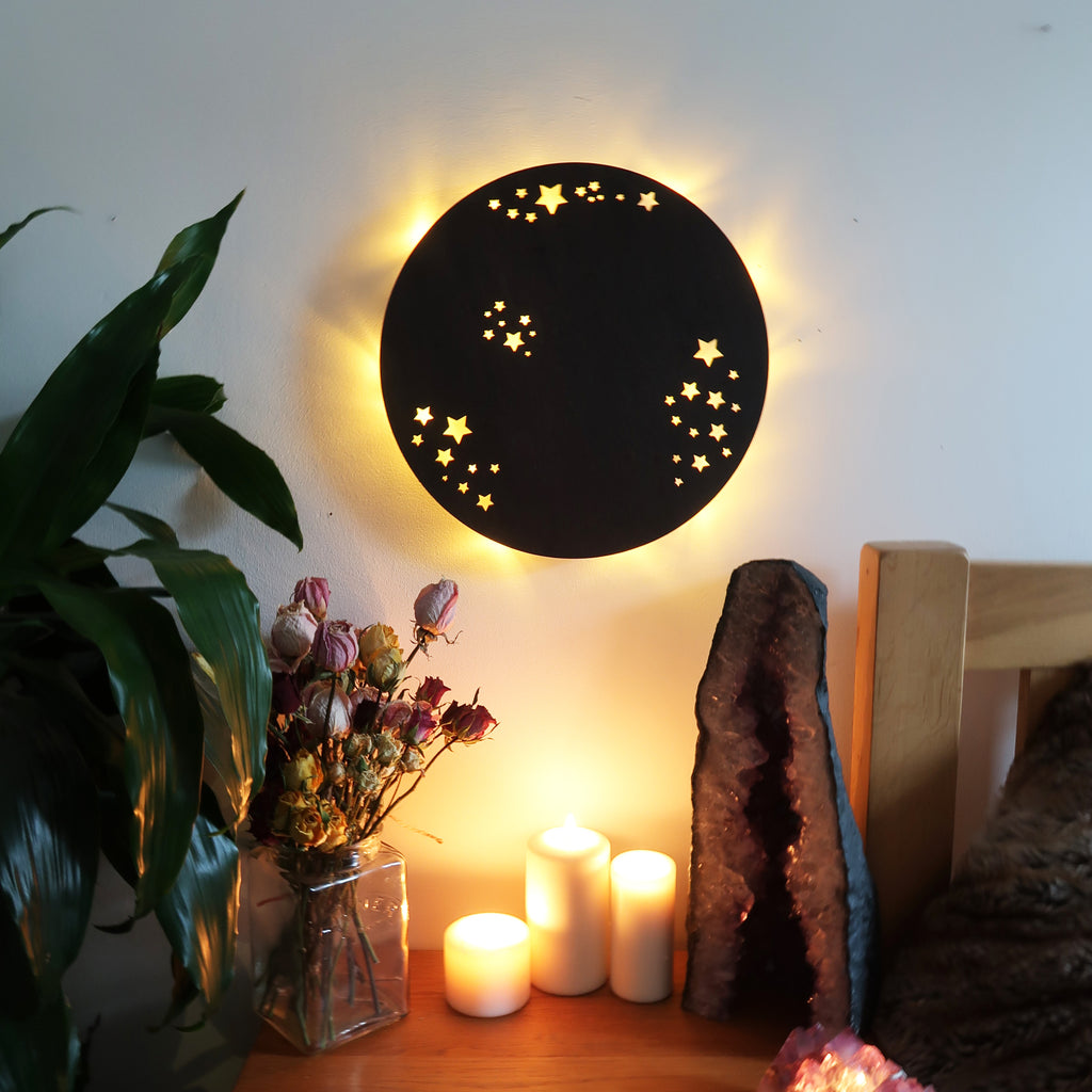 Light Up Full Moon - coppermoonboutique