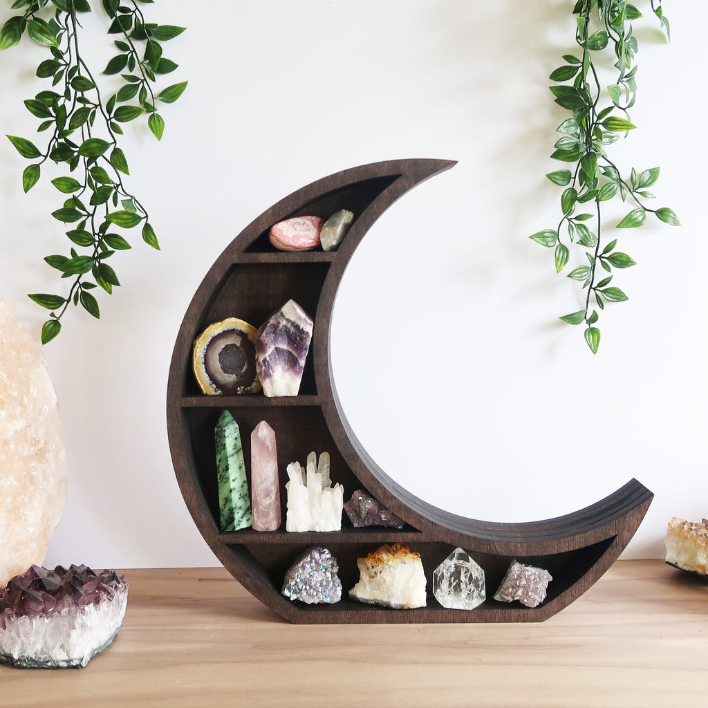 Table Moon Shelf - coppermoonboutique