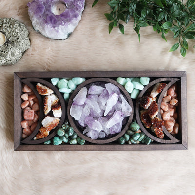 Goddess Moon Crystal Box - coppermoonboutique