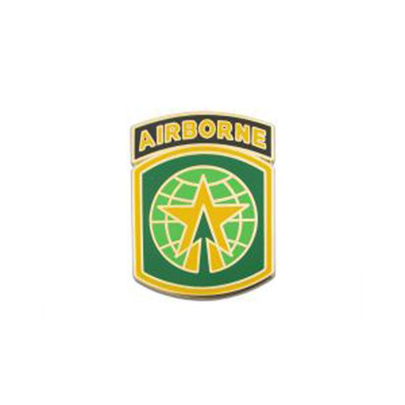 16th Military Police Brigade With Airborne Tab CSIB