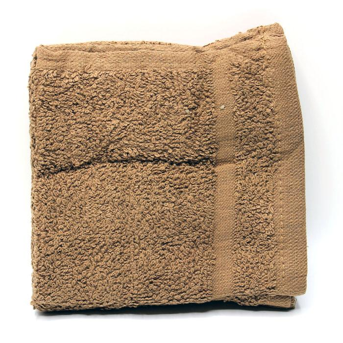 3 Pack Brown Wash Cloths