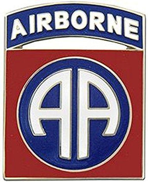 82nd Airborne Lapel Pin