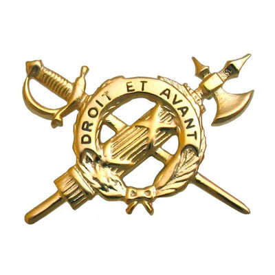 Army Officer, Inspector General Branch Insignia