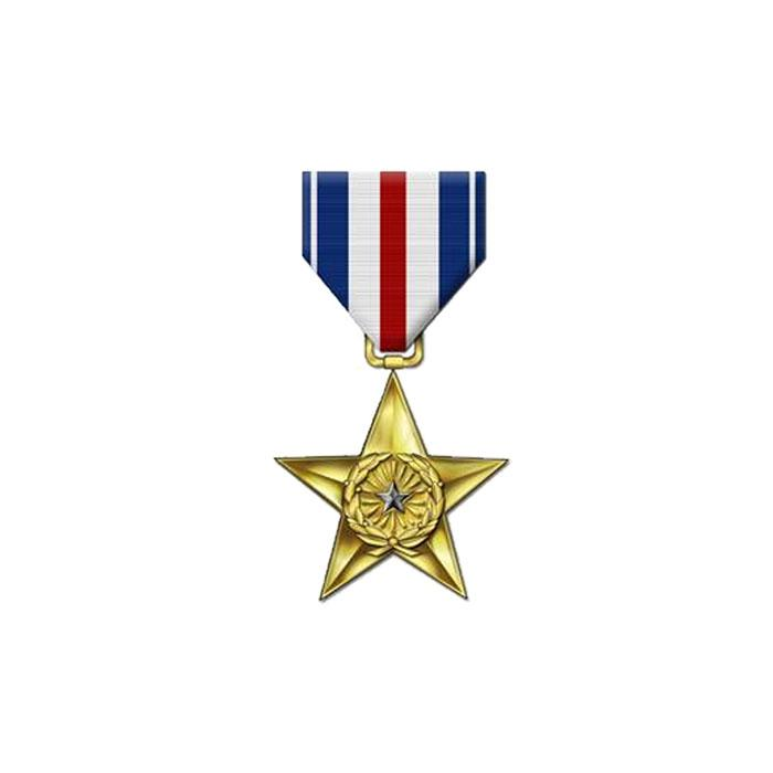 Army Silver Star Medal - Large