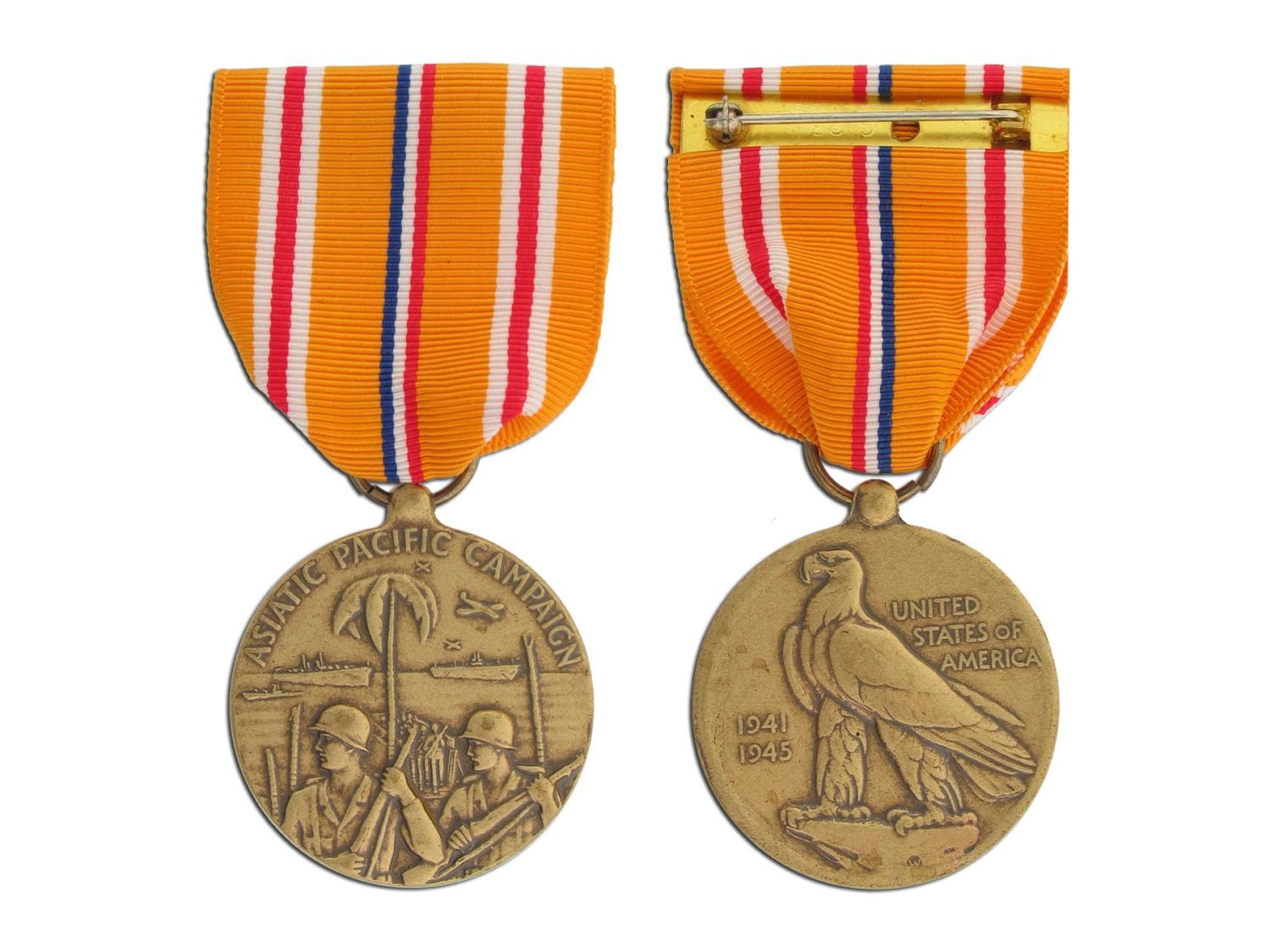 Asia Pacific Campaign Medal - Large