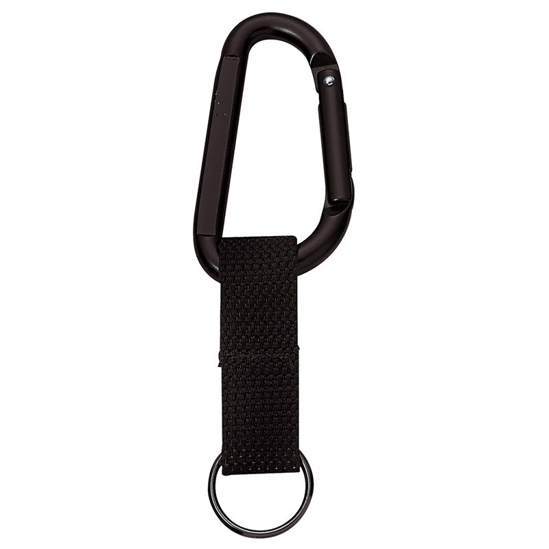 80mm Accessory Carabiner Web Strap Ring