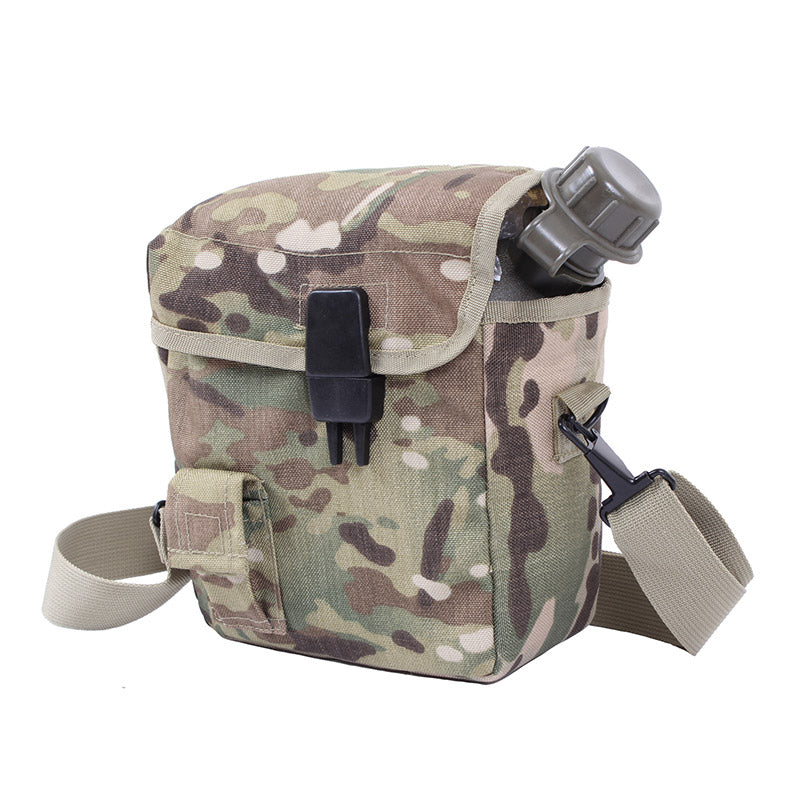 Rothco MOLLE 2 QT Multicam Bladder Canteen Cover