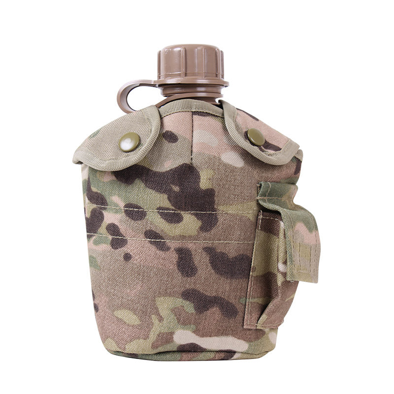 Rothco GI Style MOLLE Multicam Canteen Cover