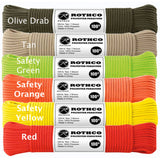 Polyester Paracord 550 LB 100 FT