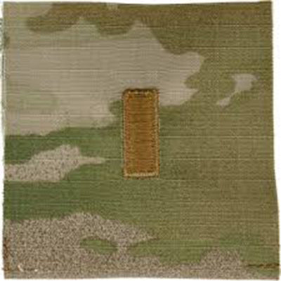 2LT Multicam Rank Patch