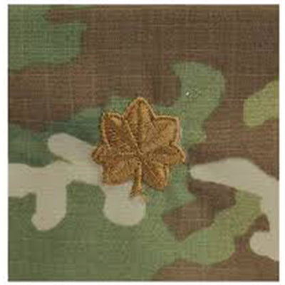 Army Patrol Cap Sew On Rank OCP Major