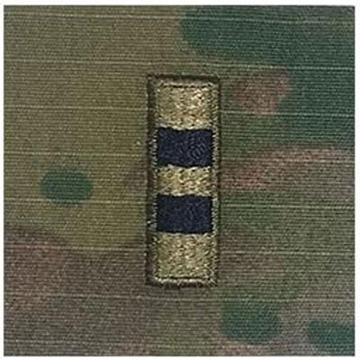Army Sew On Hat Rank