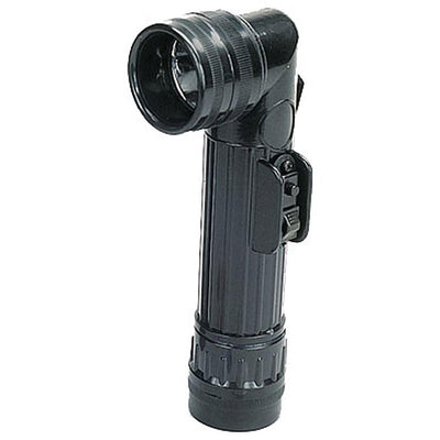 G.I. Flashlight Type D-Cell - Black