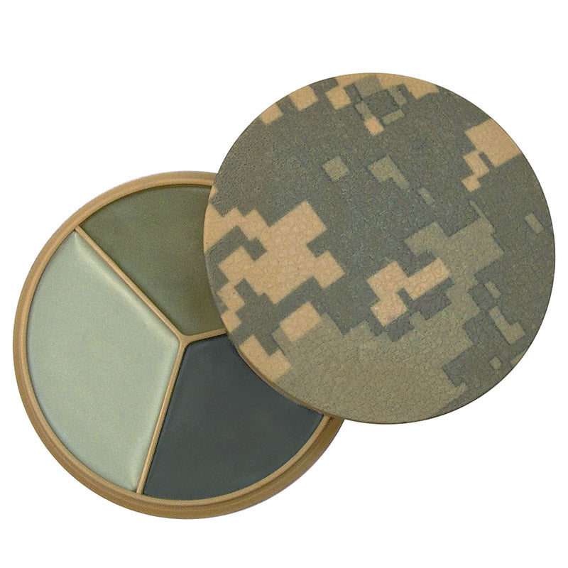 Rothco 3 Color Camo Face Paint