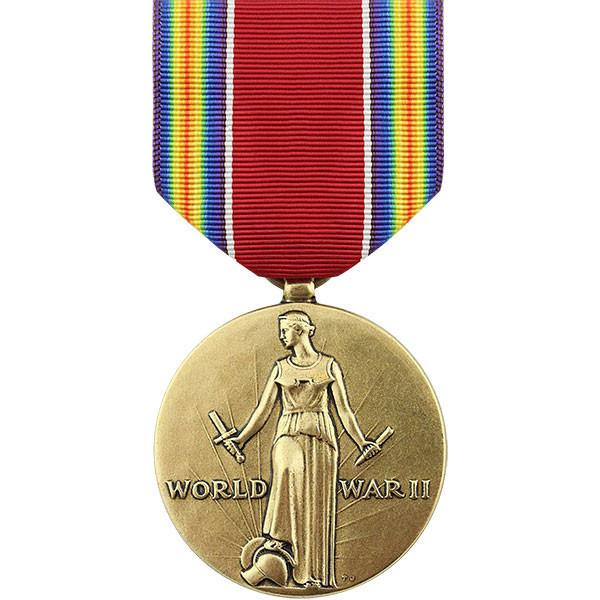 WWII Victory Medal - Large Medal