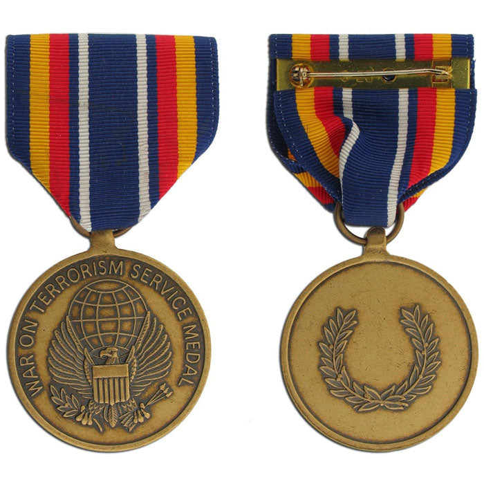 Global War Service Medal - Large