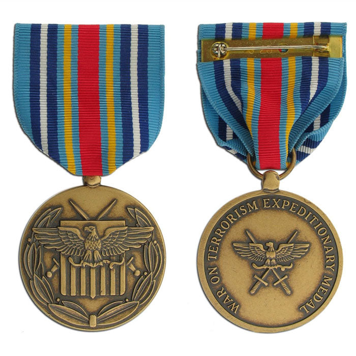Global War Expeditionary Medal - Large