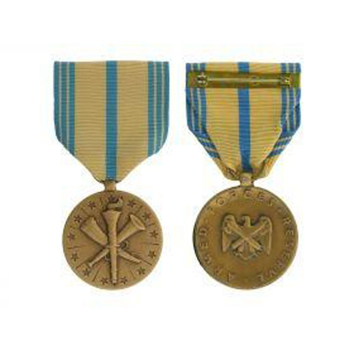 National Guard Armed Forces Reserve Medal - Large