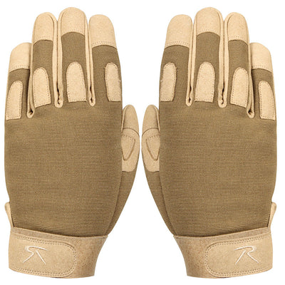 Coyote Lightweight All Purpose Duty Gloves