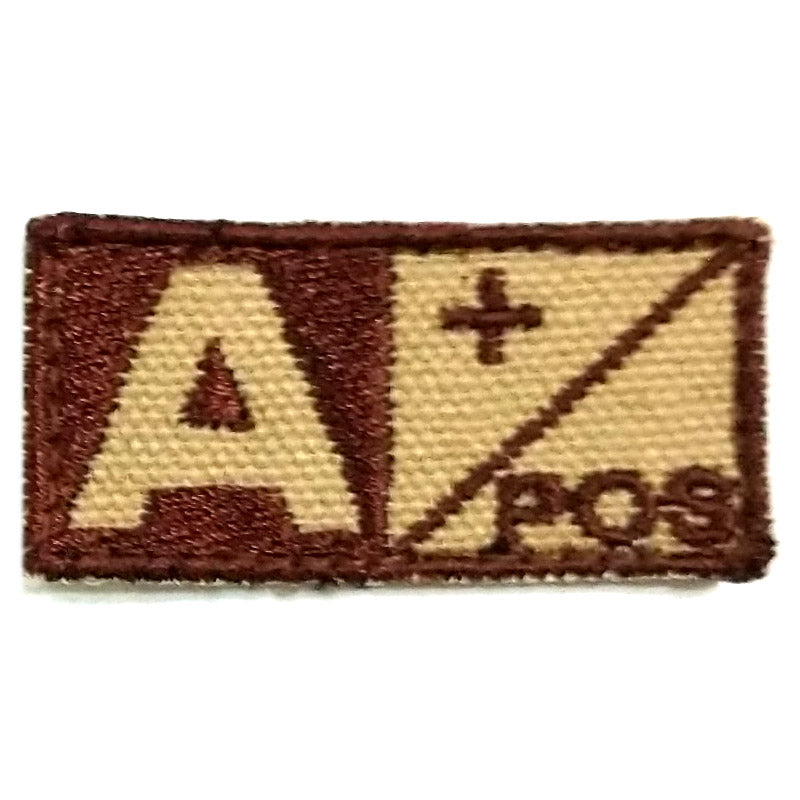 Blood Type OCP Patch A POS