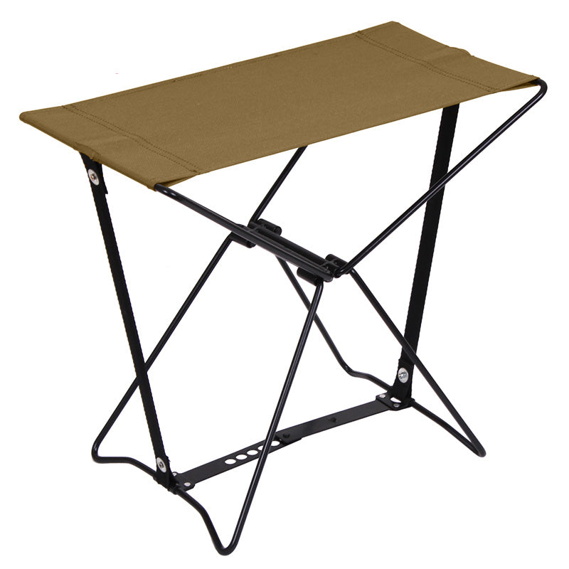 Rothco Folding Camp Stool - Coyote Brown
