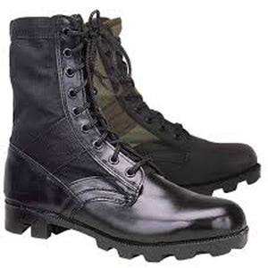 Military Jungle Boots - Used