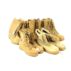 Desert Sand Inclement Cold Weather Boot