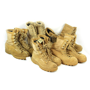 Desert Sand Inclement Cold Weather Boot - Used