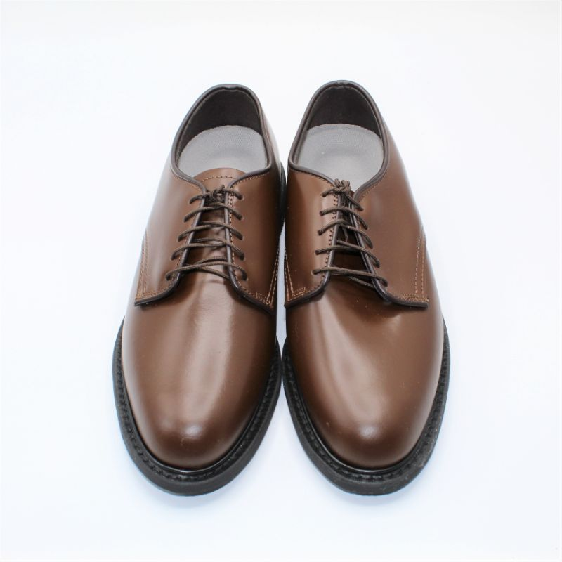 AGSU BR Dress Shoe Male Brown Leather Oxford
