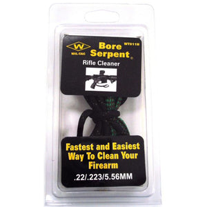 BORE Serpent Rifle Cleaner .22-.223-5.56MM
