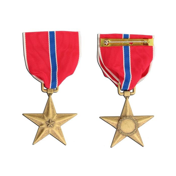 Bronze Star Medal - Large