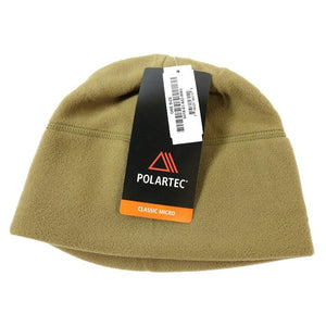 Coyote Brown Syntetic Microfleece Cap