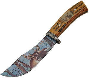 Deer Hunter Knife