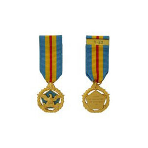 Defense Distinguished Service Medal, Miniature