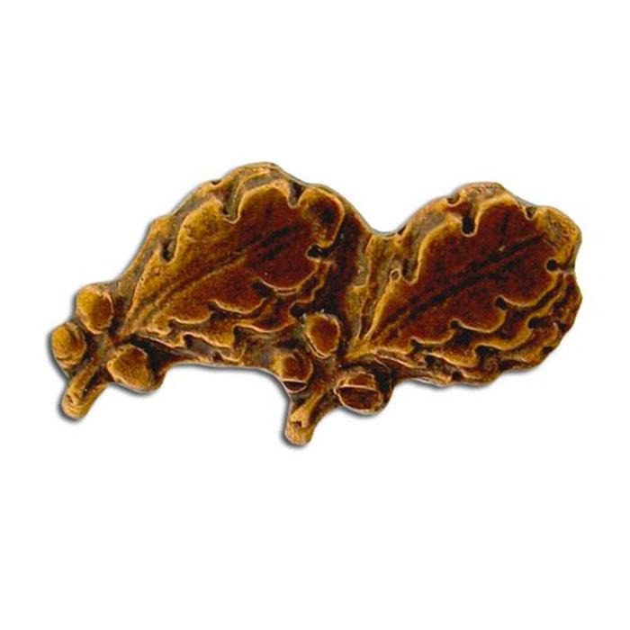 Double Bronze Oak Leaf Cluster