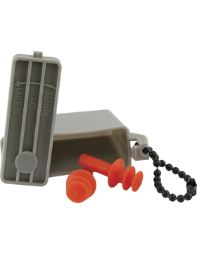 Ear Plugs With Case