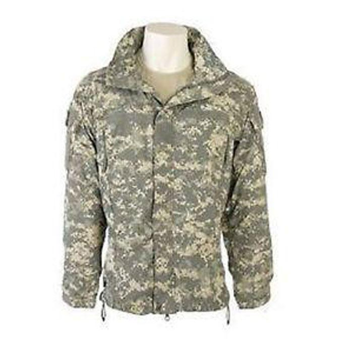 GEN lll ACU Cold Weather Soft Shell Jacket - Used