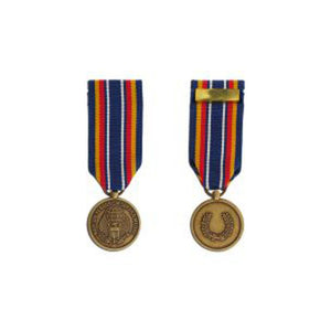 Global War On Terror Service Medal, Miniature