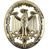 Gold German Proficiency Badge