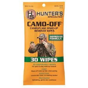 Hunter's Specialties CAMO OFF Wipes