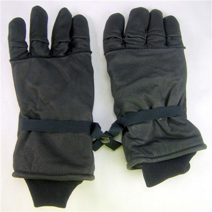 Intermediate Cold-Wet Black Gloves