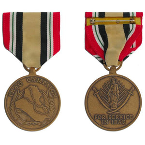 Iraq Campaign Medal - Large