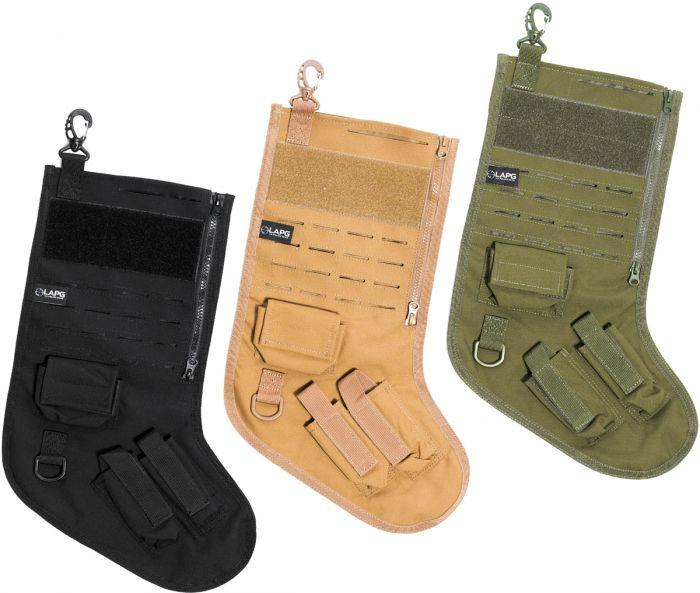 LA Police Gear Atlas Tactical Christmas Stocking