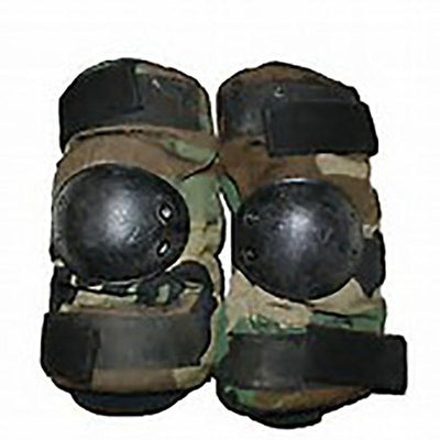 Military Genuine Issue Elbow Pads - Used