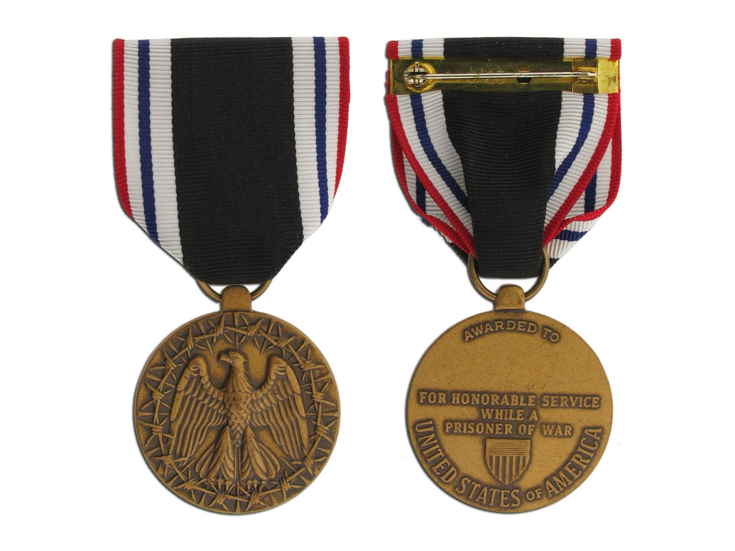 Prisoner Of War Medal - Large
