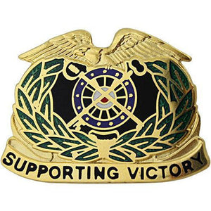 Quartermaster Corps Regimental Distinctive Insignia