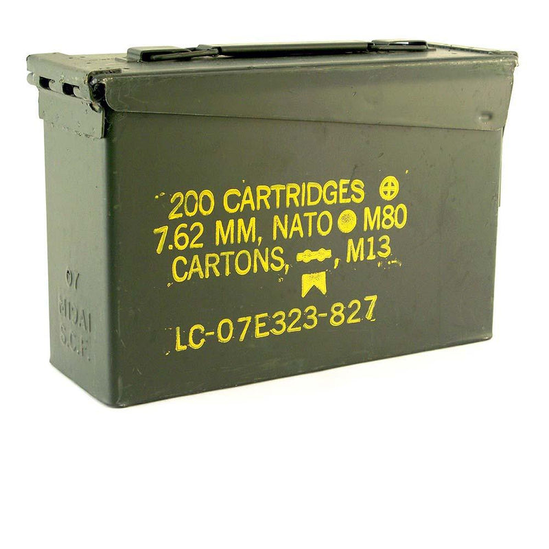 USED .30 Cal Ammo Cans (M19A1)