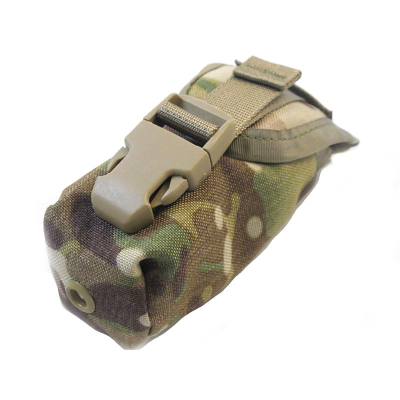 Genuine issue OCP MOLLE II Flash Bang Grenade Pouch.
