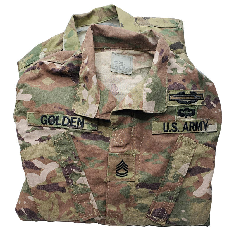 OCP Army Combat Uniform Builder